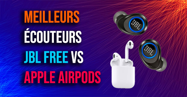 JBL Free vs Apple Airpods