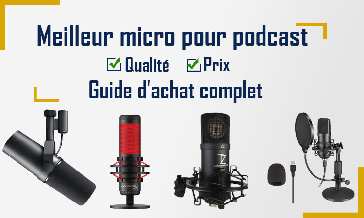 meilleur micro podcast