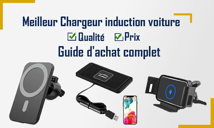 Chargeur induction voiture 2021